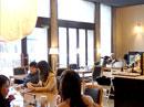 【弘前さくらまつり2016】弘前公園内で桜や岩木山を見ながら楽しめる「喫茶室BATON」