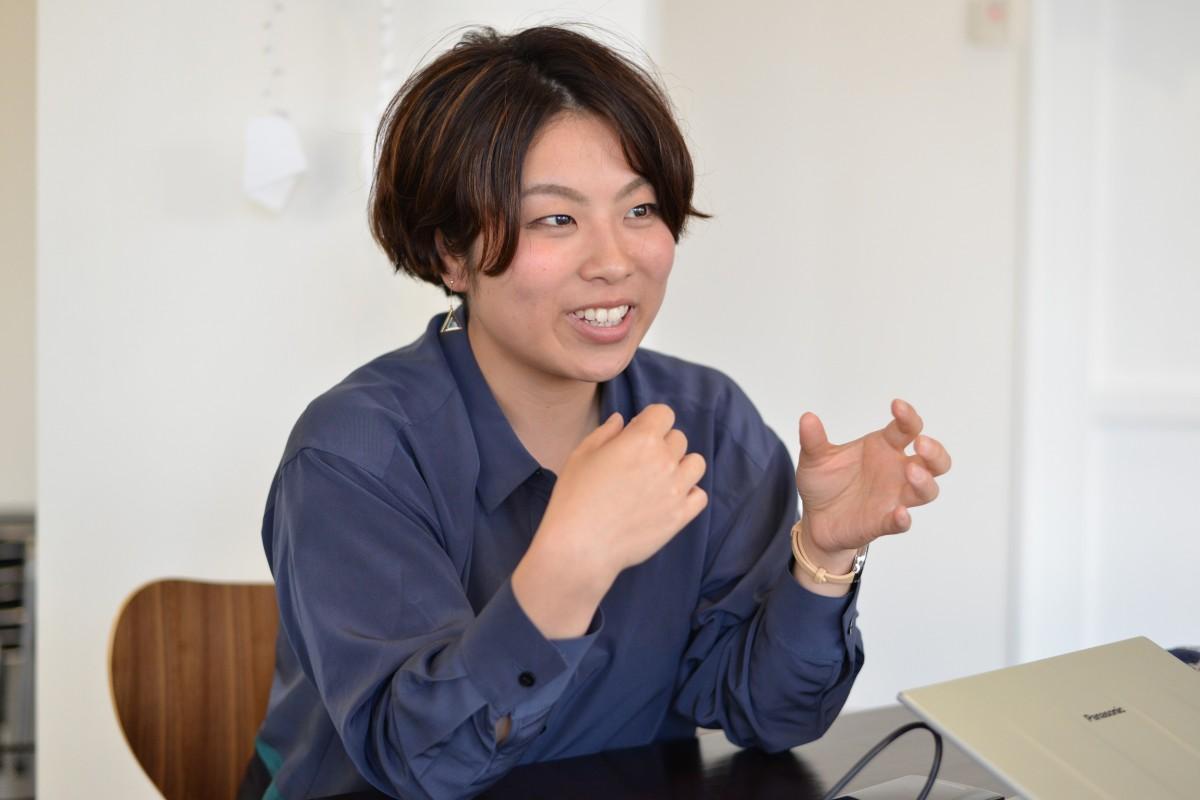 石山紗希さん