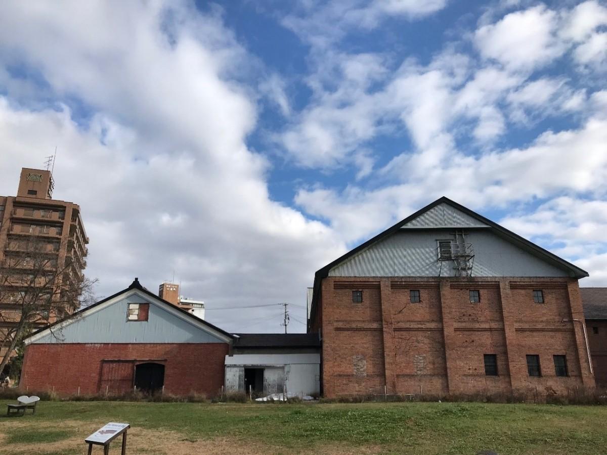 吉野町煉瓦倉庫