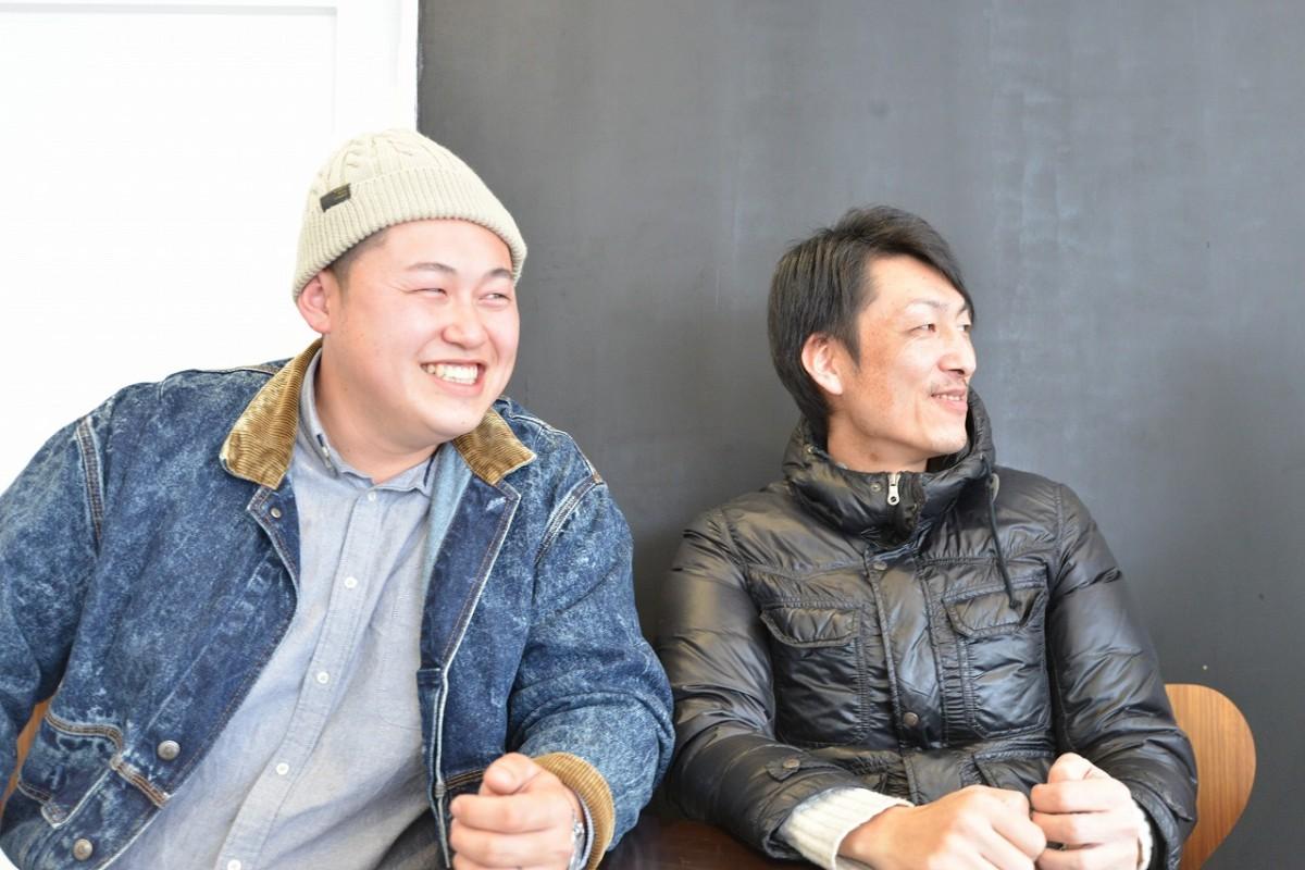 高橋さん、川村さん
