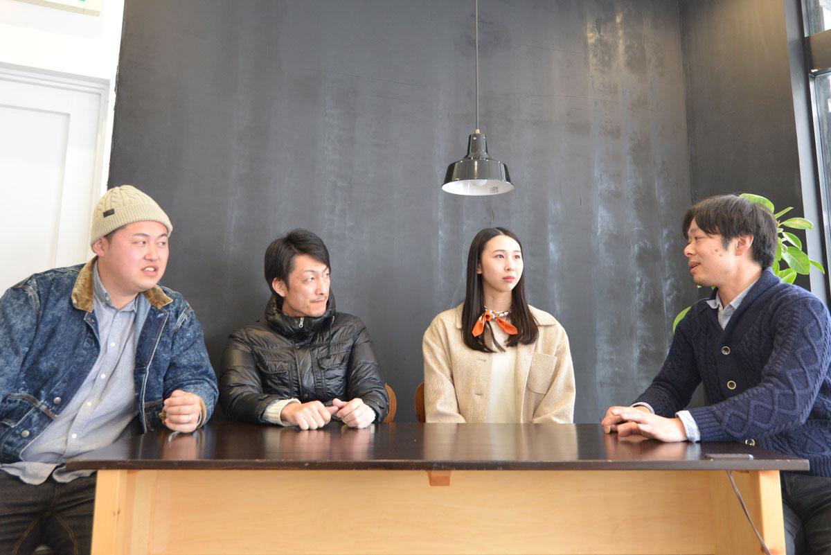 弘前経済新聞対談企画